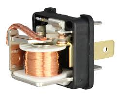 automotive relay guide 12 volt planet a copper coil around an iron core the electromagnet is held in a frame or yoke from which an armature is hinged one end of the armature is connected to