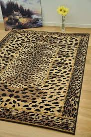 zebra print area rug best of leopard print area rugs small extra animal