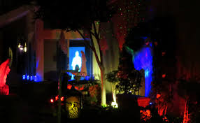 outdoor lighting effects. halloween lighting and visual effects outdoor u