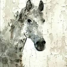 horse canvas wall art horse prints grey horse canvas print by horse prints and paintings horse horse canvas wall art