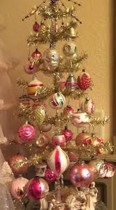 best shabby images vintage mercury glass tree topper decorations medium size