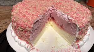 Food Review Friendlys Strawberry Krunch Ice Cream Cake