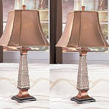 coppy 31inch antique table lamps set of 2 2 piece lamp set54