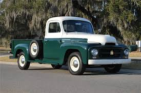 1954 International R100 Pickup -ClassicCarWeekly.net