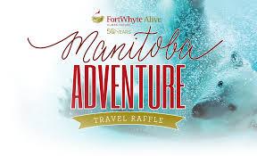 Raffle Draw Application Fwa Manitoba Adventure Travel Raffle Draw Fortwhyte Alivefortwhyte