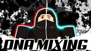 Shinobi Origin - DNA Mixing - YouTube