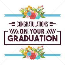 Congratulations On Your Graduation Vector Image 1797296