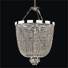crystal semi flush mount chandelier modern time 603am23sp 7