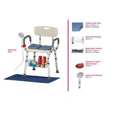 Bathroom Safety For Seniors Classy A Nova Medical Ultimate Bathing Experience Bathroom Safety Bundle