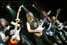 How <b>Iron Maiden</b> Made 'Mad Idea' of Three Guitarists Work