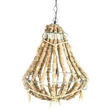 beaded chandeliers