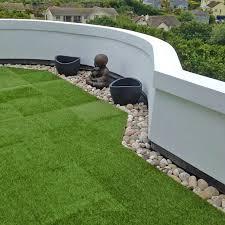 Small Picture GrassFlex Artificial Grass Interlocking Rubber Safety Floor Tile