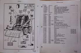 bobcat 763 763f 763h skid steer parts manual book 6724063 early Bobcat Loader Parts Diagram bobcat 763 763f 763h skid steer parts manual book 6724063 early machines bobcat skid loader parts diagrams