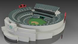 Neyland Stadium 3d Seating Chart Stadium Recent Models 3d Cad Model Collection Grabcad