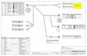 wiring harness design images electrical design software wire rapidharness wiring harness software