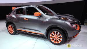 nissan juke 2014 interior. Wonderful Juke 2015 Nissan Juke SV  Exterior And Interior Walkaround 2014 LA Auto Show  YouTube Inside