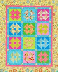 Quilts for Kids   AllPeopleQuilt.com & Churn Dash Baby Quilt Adamdwight.com