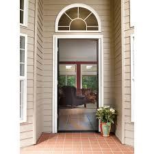 larson retractable screen door. Larson Escape Retractable Screen Door - E100033680 Click To Zoom S