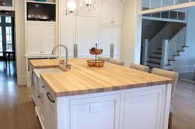 maple countertops