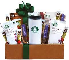 starbucks to go coffee gift basket 3a jpg