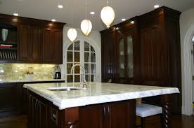 Carrera Countertops l shape kitchen decoration using white carrera marble kitchen 2183 by xevi.us