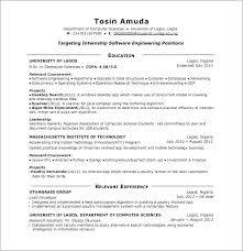 Senior Software Engineer Cover Letter Java Developer Cover Letter
