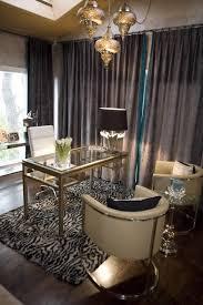 hgtv office design. kim mylesu0027 glam office designed for hgtvu0027d hgtv design