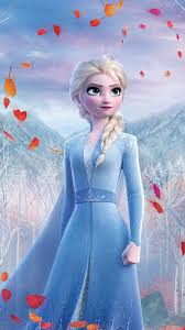 Queen Elsa In Frozen 2 Walt Disney ...