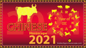 White is surely the main color of the upcoming 2021: Chinese Horoscope 2021 Chinese New Year 2021 Of The White Metal Ox