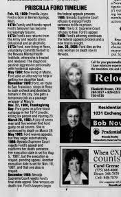 Priscilla Ford Timeline - Newspapers.com