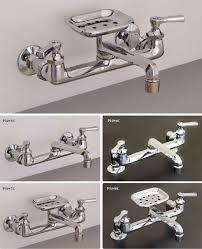 vintage style kitchen faucets thesouvlakihouse com