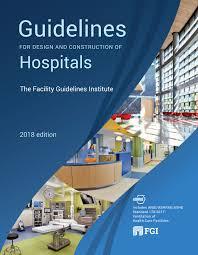 Mental Health Design Guidelines 2018 Edition Fgi