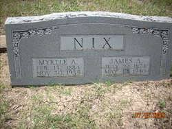 James Allan Nix (1874-1940) - Find A Grave Memorial