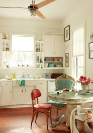 Eclectic Kitchen 50 Fabulous Shabby Chic Kitchens That Bowl You Over