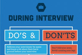 40 Tips For Your Next Job Interview Visual Ly