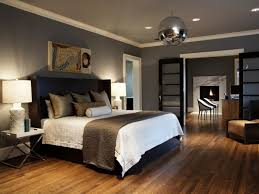 master bedroom lighting. Gray Bedroom With Mirrored Ball Lighting Master