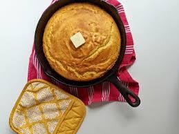 skillet cornbread recipe with martha