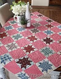 25+ unique Crib quilts ideas on Pinterest   Baby quilt patterns ... & Authentic Antique c1880 LeMoyne Stars Crib QUILT 47x41