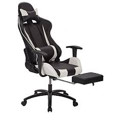 ergonomic computer chair amazon. Simple Amazon Managerial And Executive Office Chair Gaming Highback Computer  Ergonomic Design Racing On Amazon A