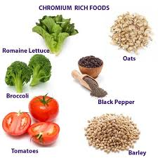 Chromium Mineral Health Benefits Deficiency And Rich Foods