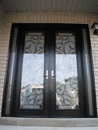 8 foot front door8 Foot Doors Fiberglass Milan Design Front Door with Multi Point