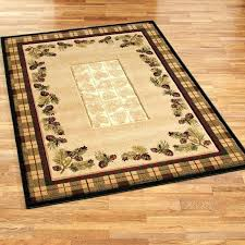 rustic cabin area rugs large size of or lodge with rustic area rugs