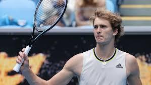 #australianopen #zverev #tennis #artwork #digitalart #illustration #poster. Australian Open Zverev Nach Sieg Gegen Giron In Zweiter Runde
