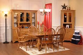 The Amish Gallery  Dining Room - Amish oak dining room furniture
