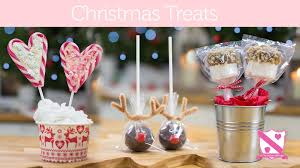 Kitchen Christmas Gift Christmas Gift Ideas Reindeer Cake Pops Candy Cane Lollies In