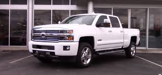 All Chevy chevy 2500hd high country : 2016 Chevrolet Silverado HIgh Country 2500HD Diesel Indepth Walk ...
