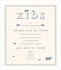 Free Templates For Kids Kids Menu Templates 26 Free Psd Eps Documents Download Free
