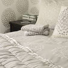 impressive laura ashley quilts with pottery barn pick stitch quilt and target full size bedding