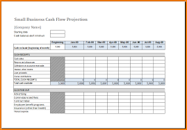 4+ cash flow projection template | legal resumed