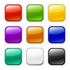 Glossy Button Icon Samples Royalty Free Cliparts Vectors And